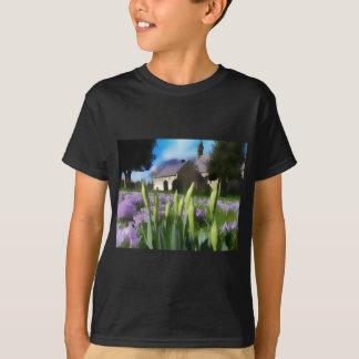Church with artistic blur T-Shirt