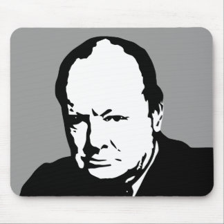 Churchill Mouse Pad