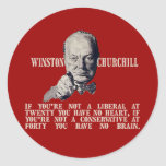 Churchill on Conservatives and Liberals