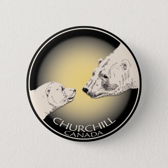 Churchill Souvenirs Polar Bear Art Shirts & Gifts