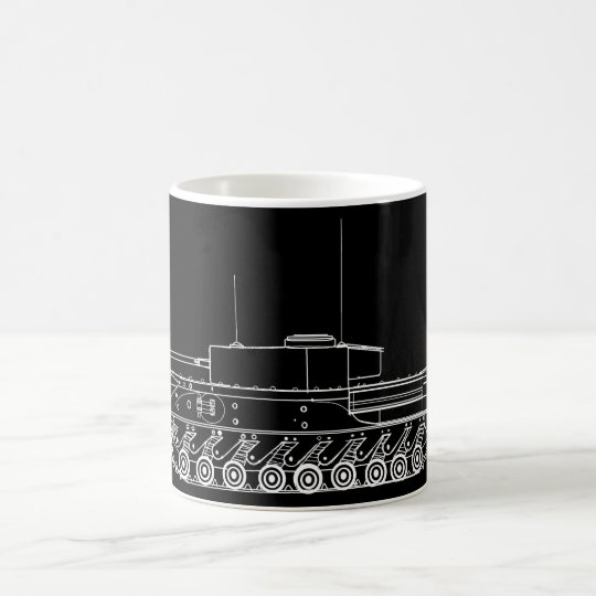 Churchill Tank Tea Mug