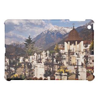 Churchyard, Dorf Tirol, (Tirolo), Alto Adige, Ital Case For The iPad Mini