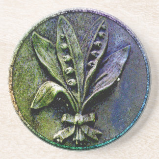 Churchyard Lily Coasters