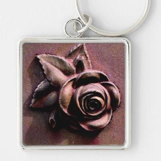 Churchyard Rose Keychains