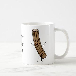Churro Loves You! Coffee Mug