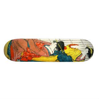 Chushingura Act Two 1801 Skate Board Deck