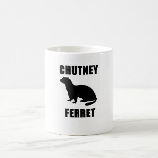 Chutney Ferret Coffee Mug