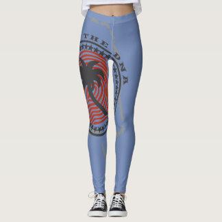 Chuukese DNA Leggings