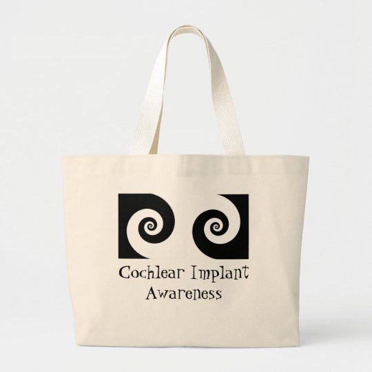 CI Awareness tote