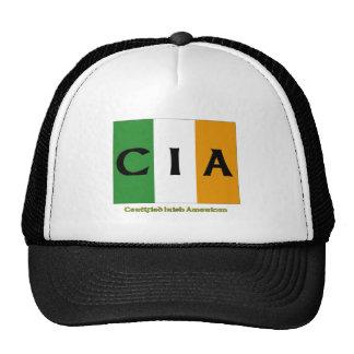 CIA Certified Irish American Cap