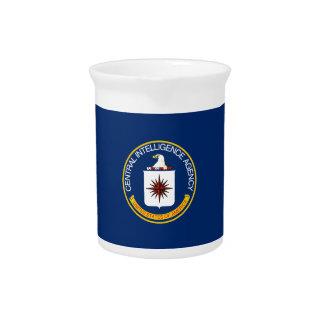 CIA Flag Pitcher