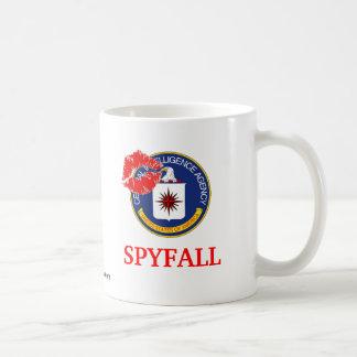 CIA - Spyfall Coffee Mug