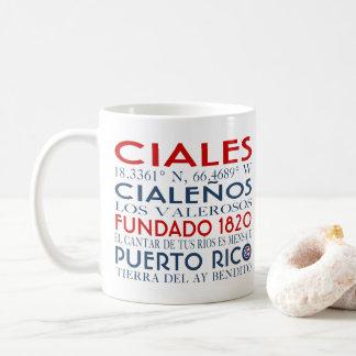 Ciales, Puerto Rico Coffee Mug