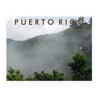Ciales; Puerto Rico Postcard