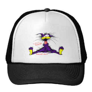 Ciao Baby Crazy Cat Trucker Hat