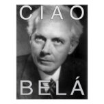 CIAO BELÁ POSTER