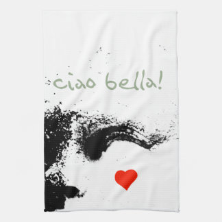 ciao bella! towels
