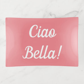 Ciao Bella Trinket Trays