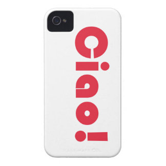 Ciao! Italian Language Hello Typography Gift iPhone 4 Case-Mate Cases