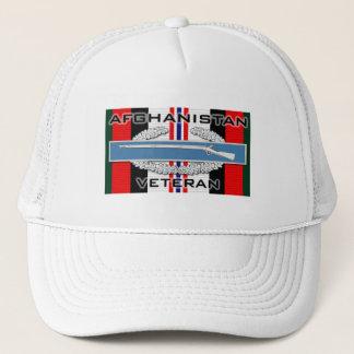 CIB Afghanistan Trucker Hat