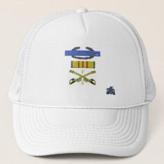 CIB and sabers Trucker Hat