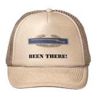 CIB badge, BEEN THERE! Mesh Hats