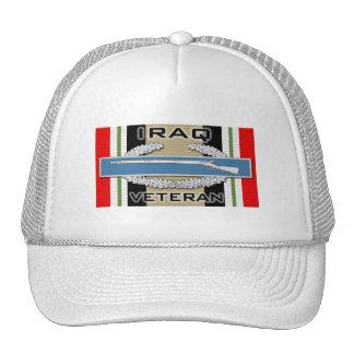 CIB Iraq Veteran Mesh Hat