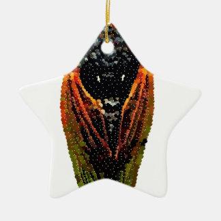 Cicada Christmas Ornament