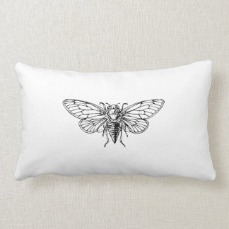 Cicada Pillows
