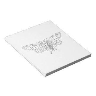 Cicada Scratch Pad