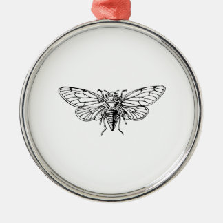 Cicada Ornament