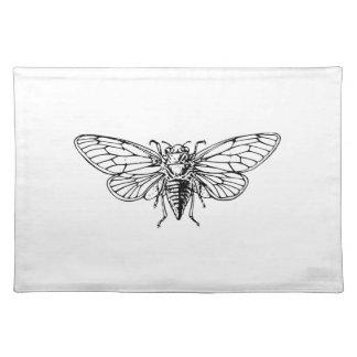 Cicada Place Mat