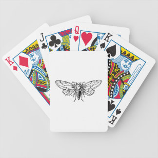 Cicada Poker Deck