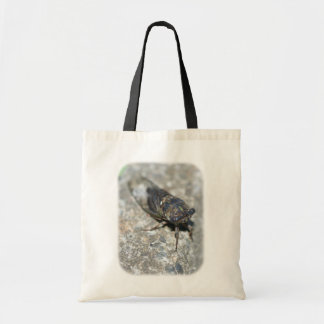 Cicada Ugly Bug Insect Nature Tote Bag