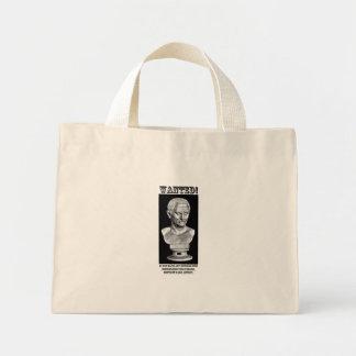 Cicero Wanted (English) Mini Tote Bag
