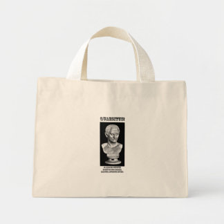 Cicero Wanted (Latin) Mini Tote Bag
