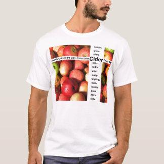 Cider words T-Shirt