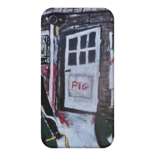 CIELO DRIVE iPhone 4 CASE