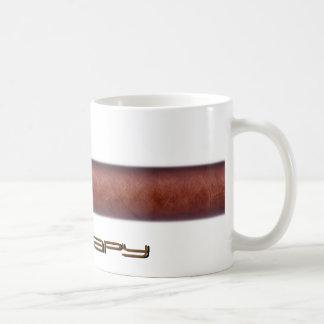 Cigar as Therapy Coffee Mug