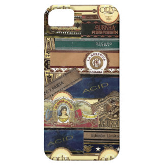 cigar bands iPhone 5 cover