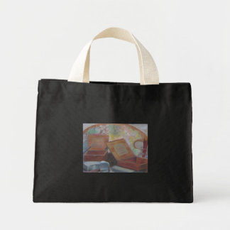 CIGAR BOX ART Tote Bag
