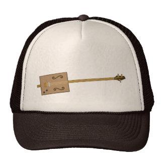 Cigar Box Guitar Cap
