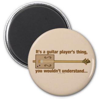 Cigar Box Guitar Thing Fridge Magnets