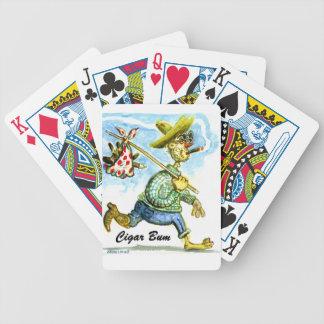 Cigar Bum Cards Poker Cards