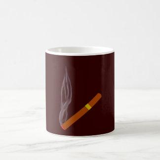 Cigar cigar coffee mugs