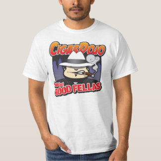 Cigar Dojo North East Good Fellas T-Shirt