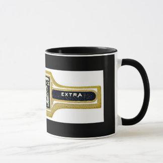 Cigar Label Tampa Prince Mug