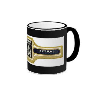 Cigar Label Tampa Prince Coffee Mugs