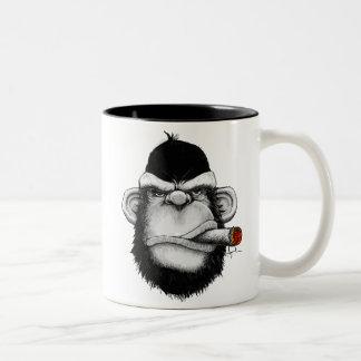 Cigar Monkey Mug