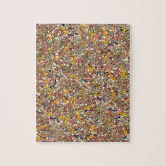 Cigar Ring Wrappers Jigsaw Puzzle